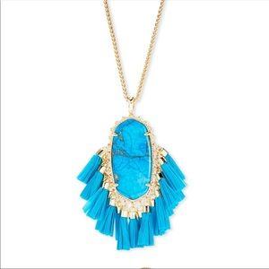 Kendra Scott Betsy Gold necklace